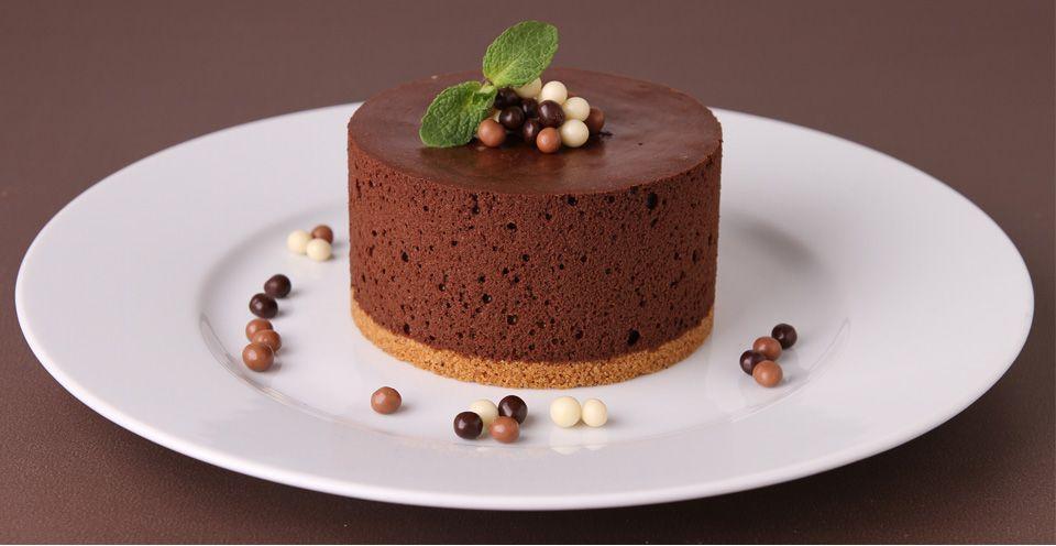Торт суфле три шоколада рецепт пошагово в домашних условиях